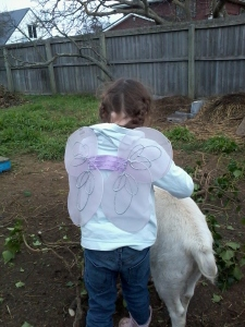 And Fairy Farm Girl reminds Leia we still love her, too.