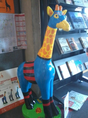 Parkview Primary School Giraffe